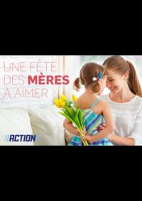 Prospectus Action HORNU : Une Fête des Mères à Aimer