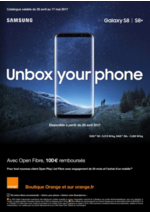 Promos et remises  : Unbox your phone