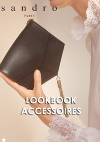 Bons Plans Sandro PARIS 36 RUE DE LA VERRERIE : Mesdames, découvrez le lookbook Accessoires