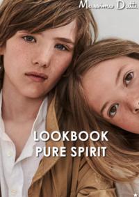 Catálogos e Coleções Massimo Dutti Women Men Montijo : Lookbook Pure Spirit