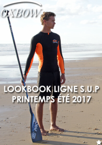 Catalogues et collections Oxbow Velizy villacoublay : Lookbook Ligne S.U.P printemps été 2017