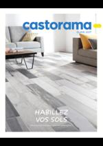 Prospectus Castorama : Habillez vos sols