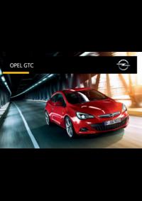 Catálogos e Coleções Opel Moita Rua dos Ferreiros : Catálogo Opel GTC