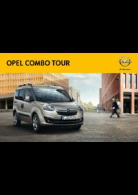 Catálogos e Coleções Opel Torres Vedras : Catálogo Opel Combo Tour