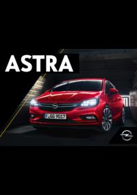 Catálogos e Coleções Opel Agualva - Cacém : Catálogo novo Opel Astra