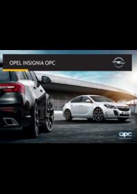 Catálogos e Coleções Opel Torres Vedras : Catálogo Opel Insignia OPC