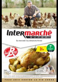 Prospectus Intermarché Super Argenteuil 7 rue du 8 Mai 1945 : Notre sélection Label Rouge