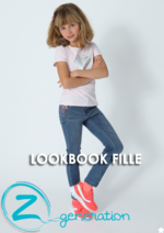 Promos et remises  : Lookbook fille