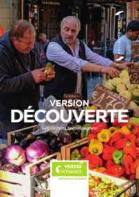 Catalogues et collections Verdié Voyages Paris 16 : Brochure Version découverte : départs autres régions et Paris