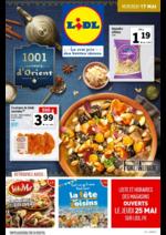 Prospectus Lidl : 1001 saveurs d'Orient