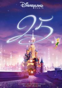 Catalogues et collections Parc Disneyland Paris - Marne La Vallée  : Feuilletez la brochure officielle