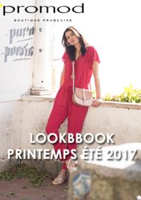 Catálogos e Coleções Promod São João da Madeira : Lookbook primavera-verão 2017