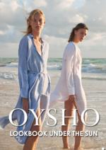 Catálogos e Coleções Oysho : Lookbook Under the Sun