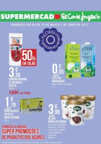 Folhetos Supermercado El Corte Inglés Lisboa : Super promoções de produtos dos açores
