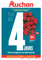 Prospectus Auchan : Plus que 4 jours