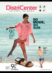 Prospectus distri-center Redon : So mode, so sun
