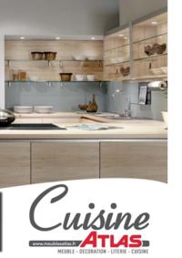 Catalogues et collections Atlas EZANVILLE : Le catalogue Cuisine