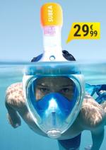 Catalogues et collections DECATHLON : 29,99€ Respirez dans l'eau comme sur terre