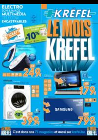 Prospectus Krëfel Electro BOUGE : Le mois Krëfel