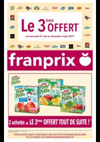 Prospectus Franprix VERSAILLES 47 rue des Etats Généraux : Le 3ème offert