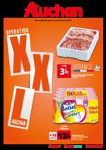 Prospectus  : Opération XXL