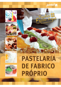 Catálogos e Coleções Jumbo : Catálogo Pastelaria