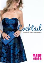 Promos et remises  : Cocktail collection 2017