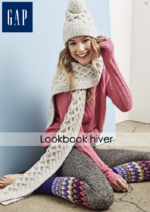 Catalogues et collections Gap : Lookbook hiver