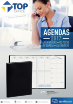 Promos et remises  : Agendas 2017