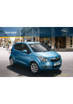Catalogues et collections opel : Opel Agila