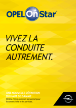 Promos et remises  : OPEL On Star
