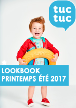Catalogues et collections  : Lookbook printemps été 2017