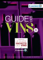 Prospectus  : Guide des vins 2017-2018