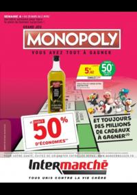 Prospectus Intermarché Express MONTROUGE : Grand jeu Monopoly vous avez tout à gagner Semaine 4