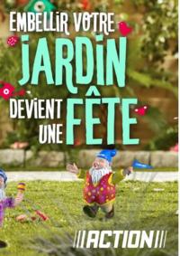 Prospectus Action Ivry-sur-Seine : Embellir votre jardin devient une Fête