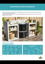 Guides et conseils Leroy Merlin : Construire un espace Barbecue