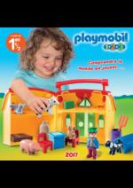 Catalogues et collections Playmobil : Catalogue 1-2-3
