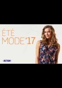 Prospectus Action Saint-Brice-sous-Forêt : Été mode 17