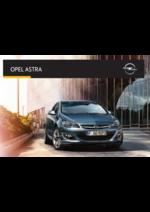 Catálogos e Coleções Opel : Catálogo Opel Astra