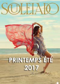 Catalogues et collections Souleiado Paris : Le catalogue printemps été 2017