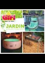 Prospectus Gifi : Jardin Collection 2017