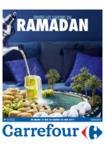 Prospectus  : Toutes les saveurs du ramadan