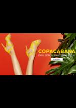 Promos et remises  : Collection été Copacabana