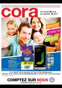 Prospectus Cora LIVRY-GARGAN : #branchez #connectez #partagez