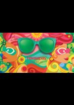 Catálogos e Coleções Havaianas : Óculos de sol homem & senhora