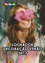 Promoções e descontos  : Lookbook decoração verão 2017