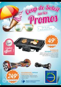 Prospectus Compétence : Coup de Soleil sur les Promos