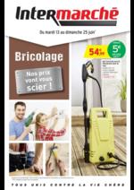 Prospectus Intermarché Hyper : Bricolage : nos prix vont vous scier !