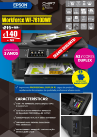 Folhetos CHIP7 Sobral de Monte Agraço : Grande desconto!