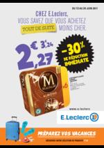 Prospectus E.Leclerc : -30% de réduction immédiate